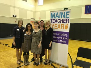 2017 Maine Teacher of the Year Announced